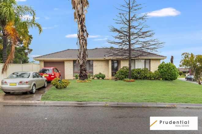 Picture of 7 Osprey Avenue, GREEN VALLEY NSW 2168