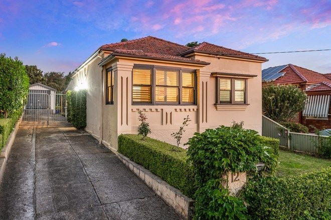 Picture of 12 Woodlawn Avenue, EARLWOOD NSW 2206