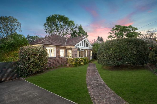 Picture of 38 Brentwood Avenue, WARRAWEE NSW 2074
