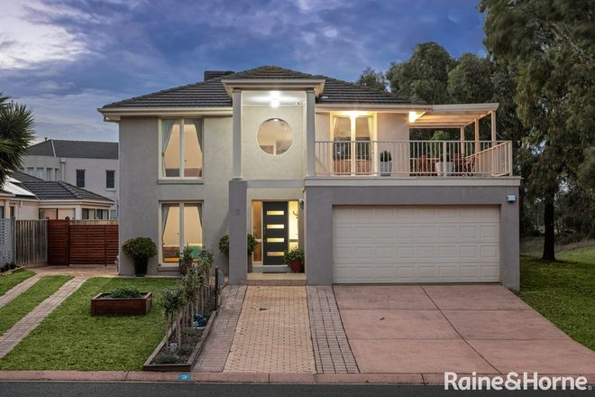 Picture of 3 Gallery Place, SANCTUARY LAKES VIC 3030