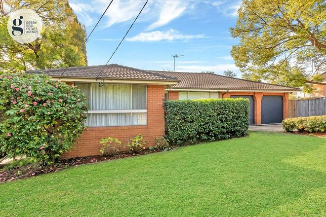 Picture of 1 Miller Avenue, DUNDAS VALLEY NSW 2117