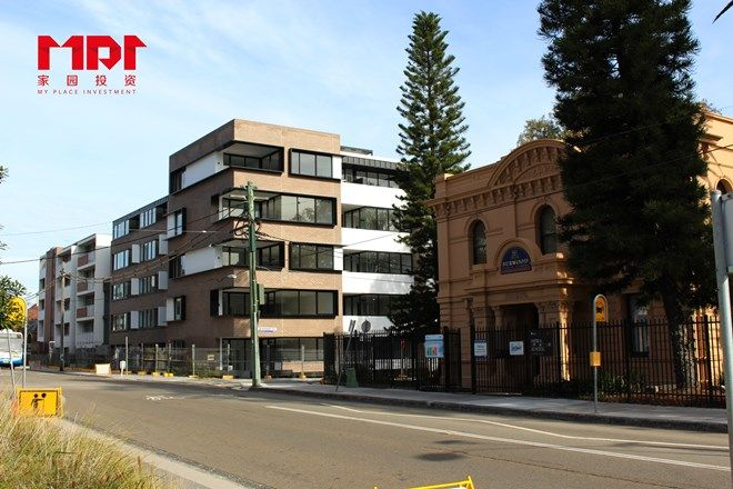 Picture of 611/7-15 Conder Street, BURWOOD NSW 2134