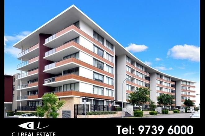 Picture of 203/16 Sevier Ave, RHODES NSW 2138