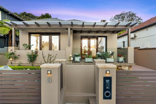 Picture of 6 Pickworth Avenue, BALGOWLAH NSW 2093