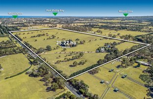 Picture of 445 Mornington Tyabb Road, Moorooduc VIC 3933
