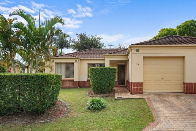 Picture of 35/8 Manor Street, EIGHT MILE PLAINS QLD 4113