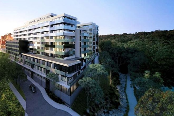 Picture of 509/20 Shamrock Street, ABBOTSFORD VIC 3067