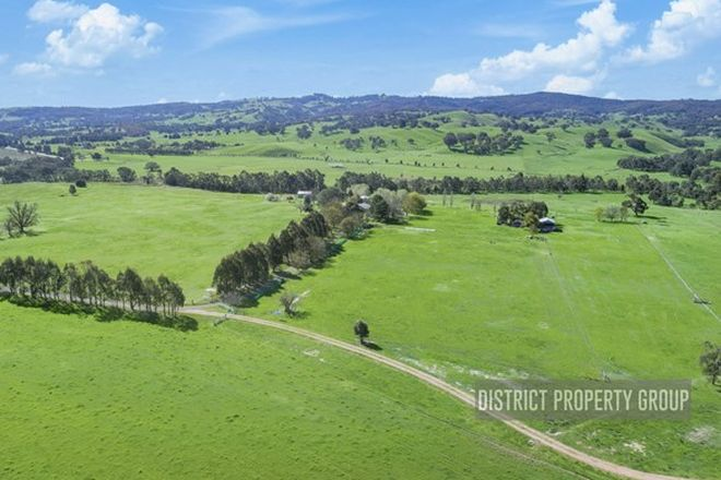 Picture of 3263 Merton-Euroa Road, MERTON VIC 3715