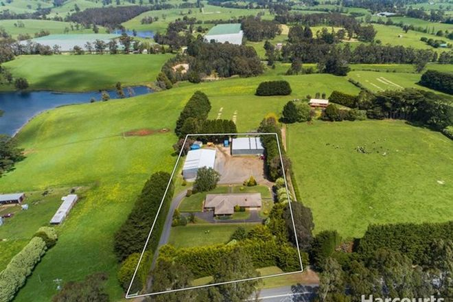 Picture of 347 Hunters Road, LARDNER VIC 3821