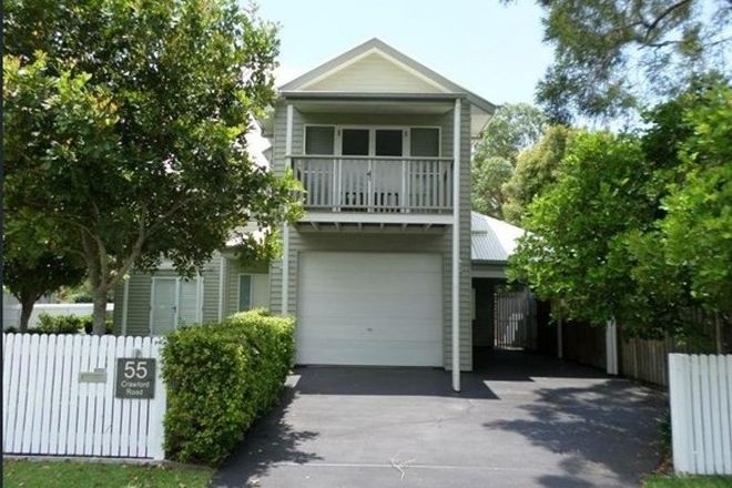 Picture of 55 Crawford Road, CHELMER QLD 4068