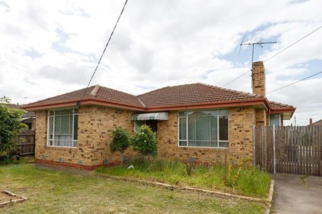 Picture of 58 McLaughin Street, ARDEER VIC 3022