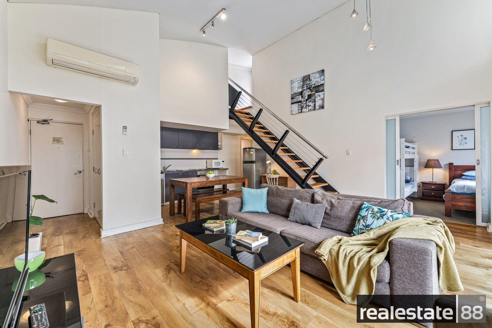 2 bedrooms Apartment / Unit / Flat in 612/112 Mounts Bay Road PERTH WA, 6000