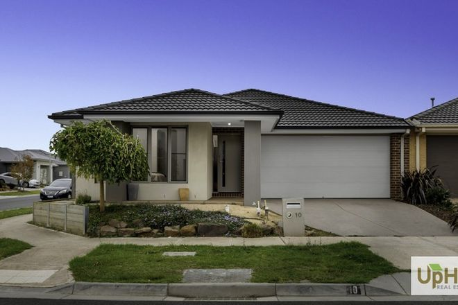 Picture of 10 Crisp Street, CLYDE NORTH VIC 3978