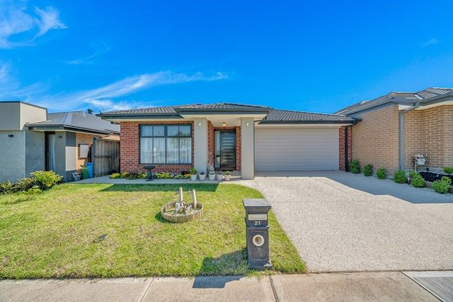 Picture of 21 Trueman Street, CRANBOURNE WEST VIC 3977