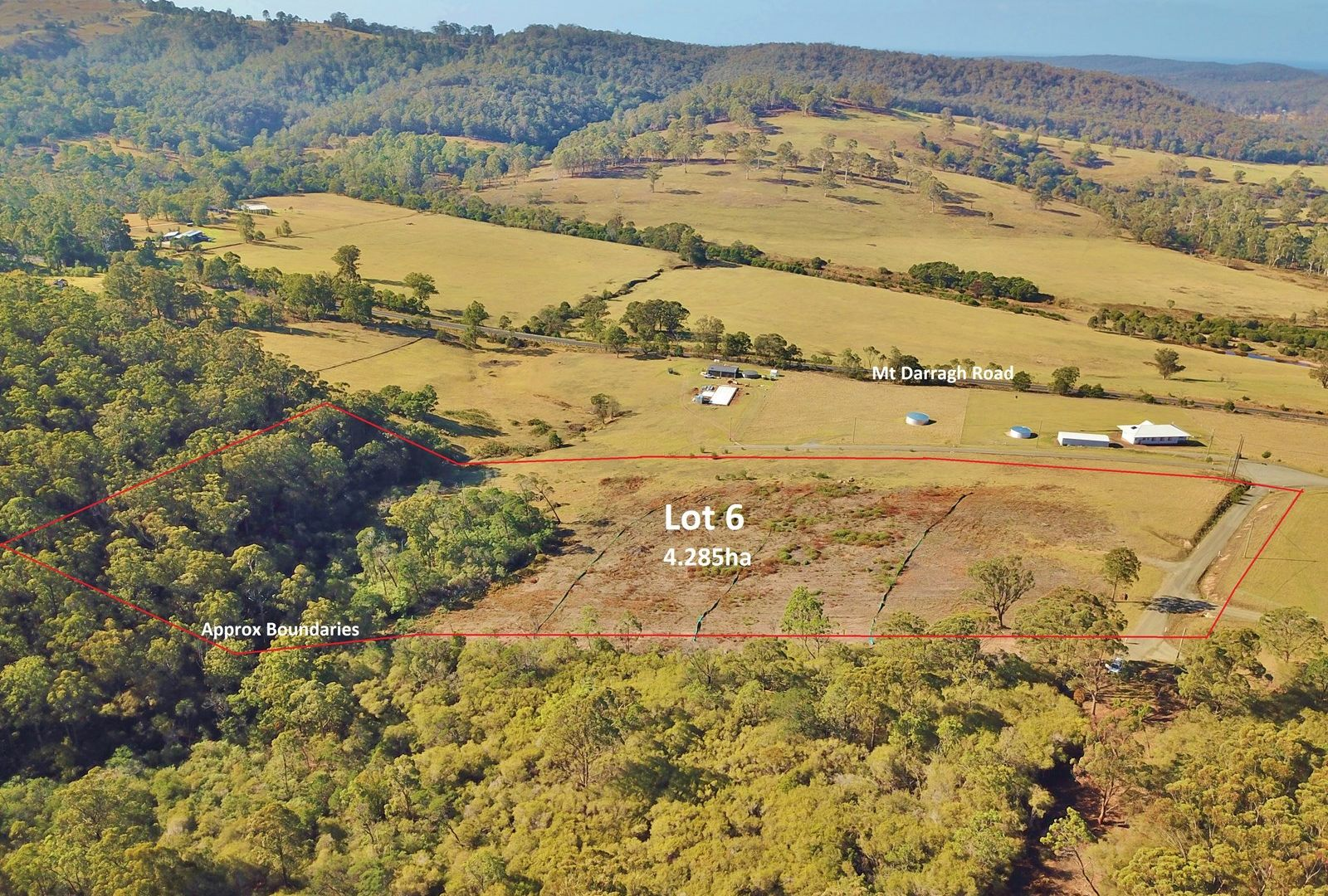 Lot 6/Beattie Lane, Lochiel NSW 2549, Image 2