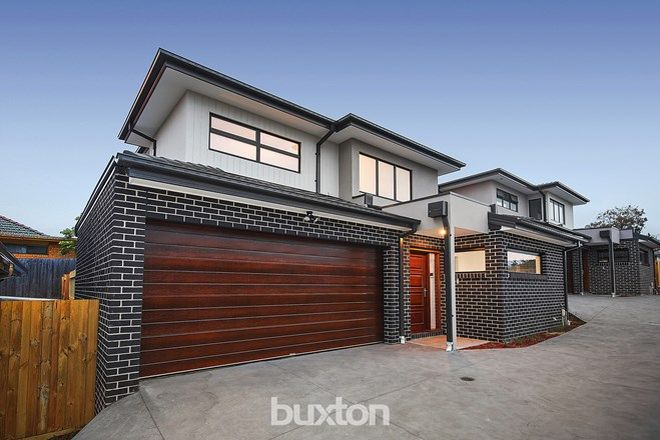 Picture of 1-3/9 Reid Street, ASHWOOD VIC 3147