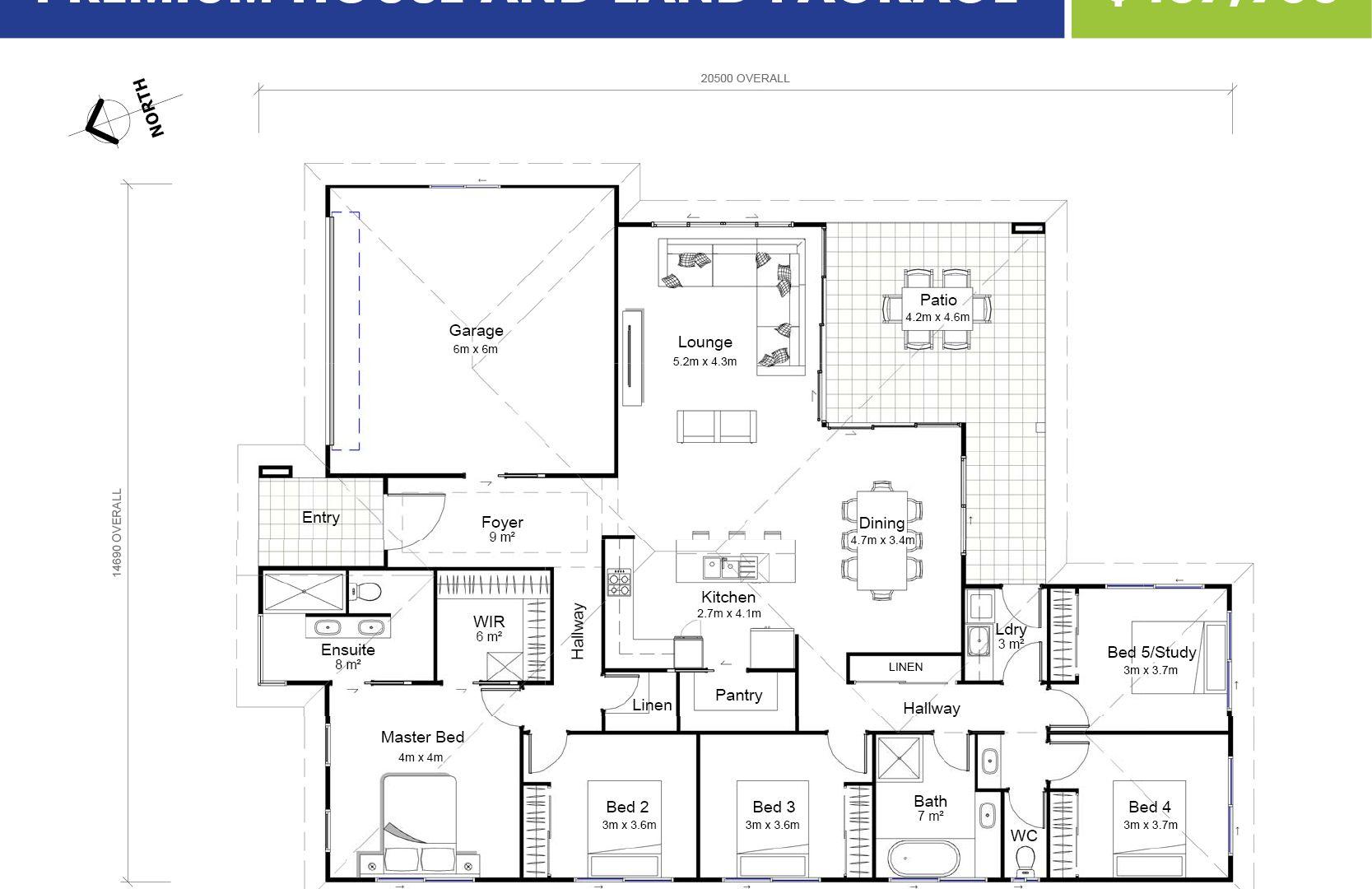 Lot 5 Hursley Road, Glenvale QLD 4350, Image 1