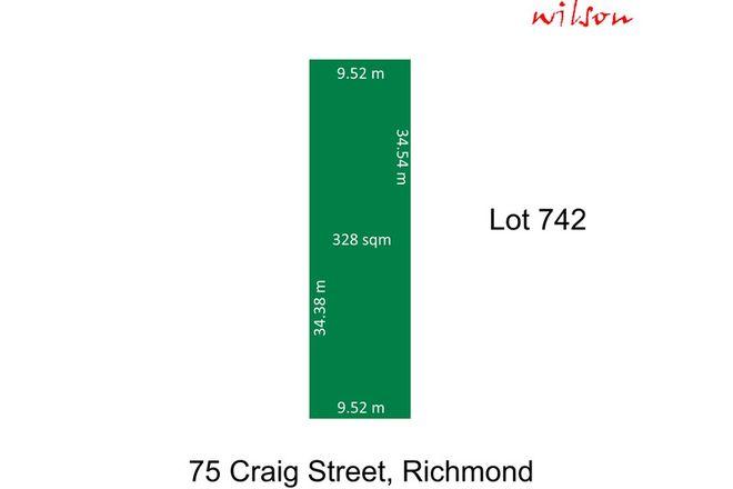 Picture of 742, 75 Craig Street, RICHMOND SA 5033