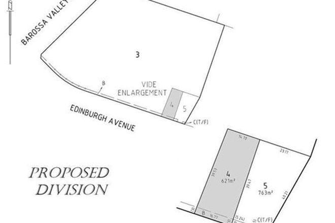 Picture of Lot 4 Edinburgh Avenue, TANUNDA SA 5352