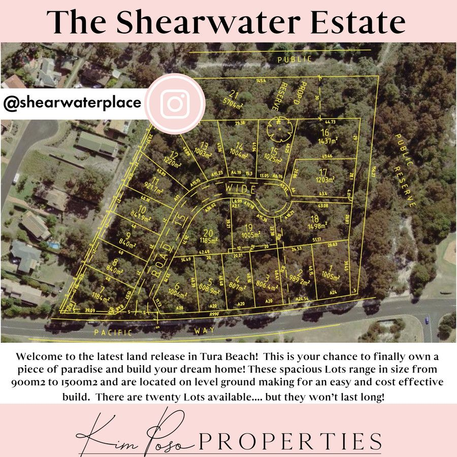 3118/Shearwater Estate Pacific Way, Tura Beach NSW 2548, Image 2