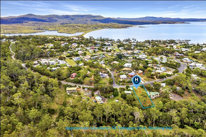 Picture of 56 Treloggen Drive, BINALONG BAY TAS 7216