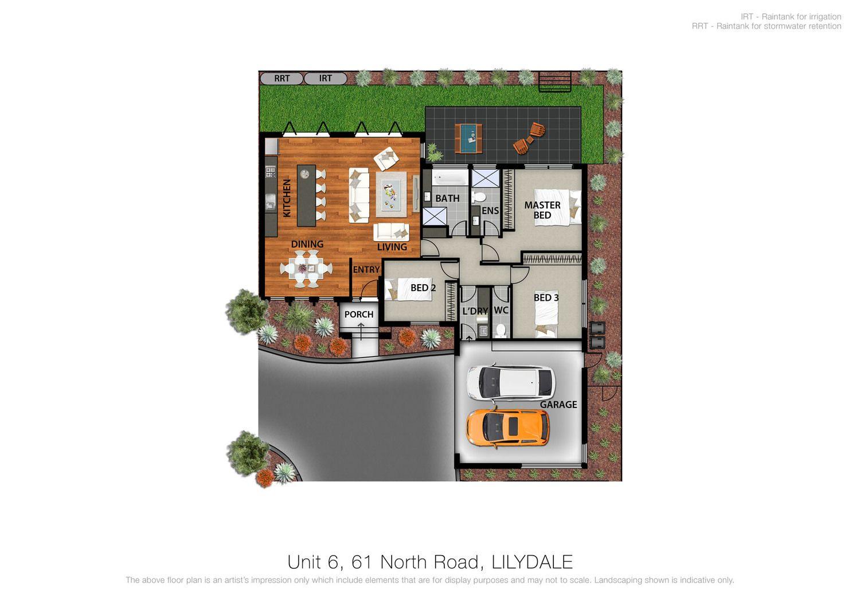 6 Herb Farm Lane, Lilydale VIC 3140, Image 2