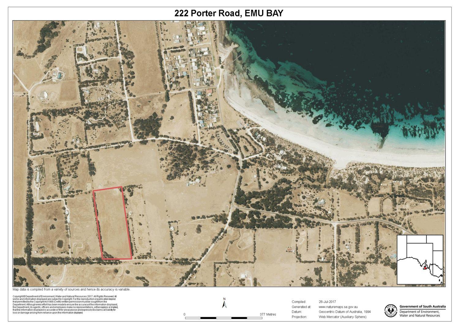 222 Porter Road, Emu Bay SA 5223, Image 2