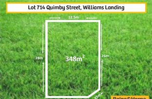 Picture of Lot 714 Quimby Street, Williams Landing VIC 3027