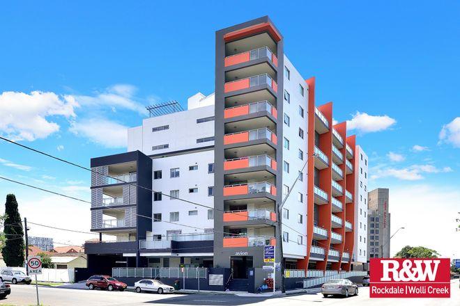 Picture of 207/28-32 Marsh Street, WOLLI CREEK NSW 2205