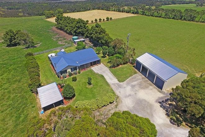 Picture of 75 Gassons Road, TOORA VIC 3962