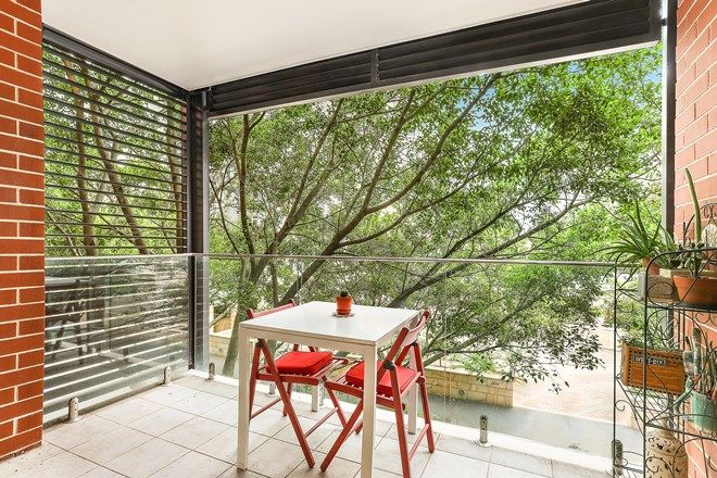 Picture of 302/41 Refinery Drive, PYRMONT NSW 2009