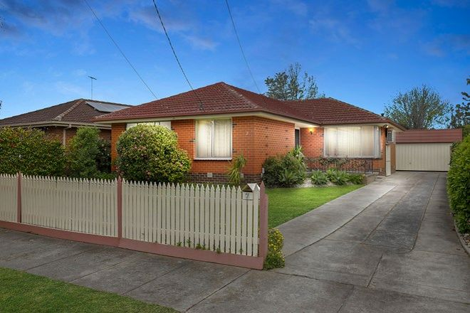 Picture of 7 Jells Road, CHELTENHAM VIC 3192