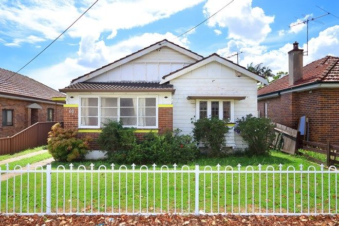 Picture of 60 Orange Street, HURSTVILLE NSW 2220