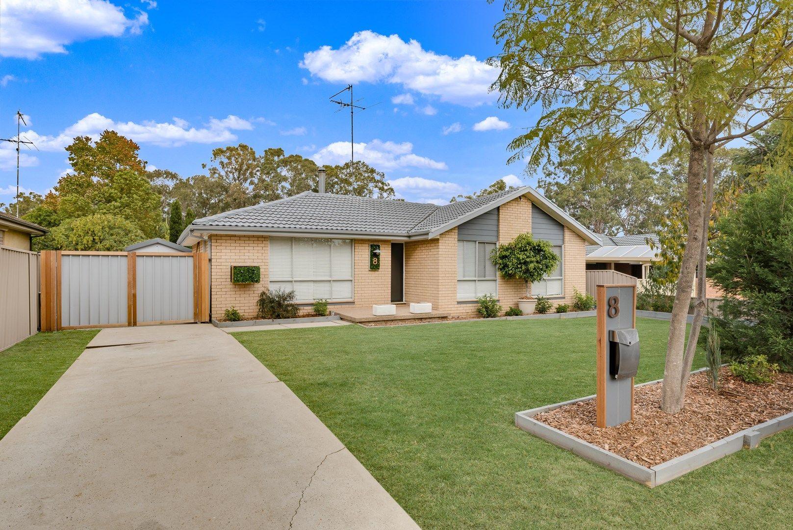 8 Mynah Close, St Clair NSW 2759, Image 0