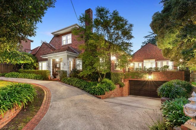 Picture of 64 The Boulevard, BALWYN NORTH VIC 3104