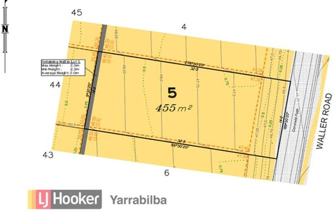 Picture of Lot 5/155 - 165 Green Road, PARK RIDGE QLD 4125