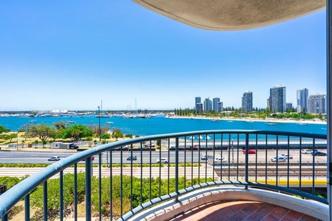 Picture of 815/2 Barney Street, SOUTHPORT QLD 4215