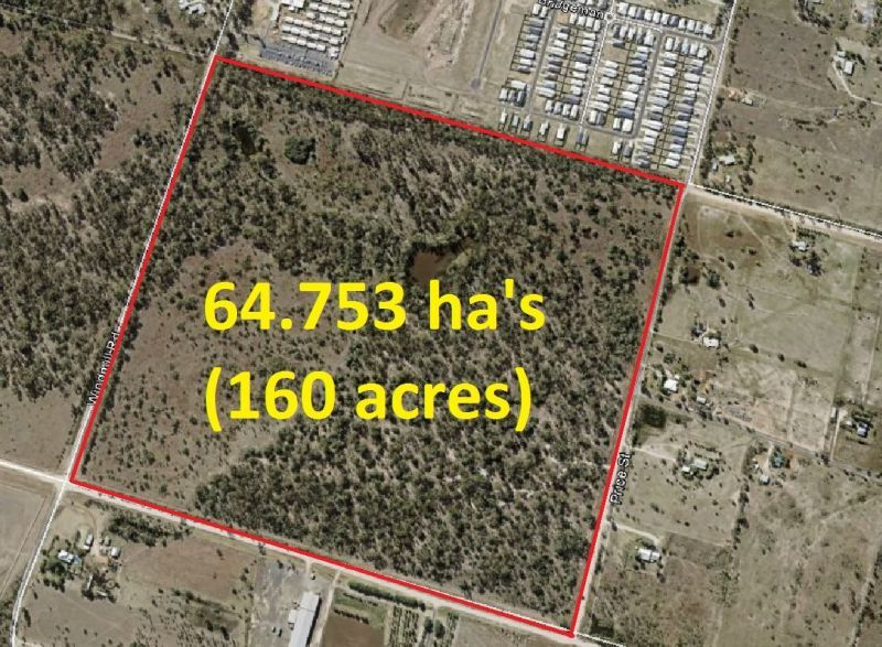 160 Acres Price Street, Chinchilla QLD 4413, Image 0