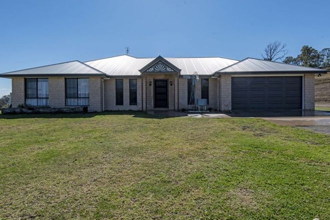 Picture of 185 Hermitage Road, CRANLEY QLD 4350