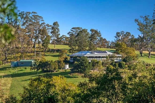 Picture of 316 Flat Tops Road, FLAT TOPS NSW 2420