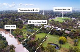 Picture of 38 Homestead Road, Eltham VIC 3095