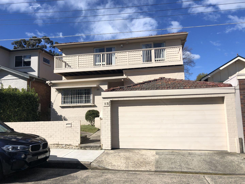 13 Mitchell  Road, Mosman NSW 2088, Image 0