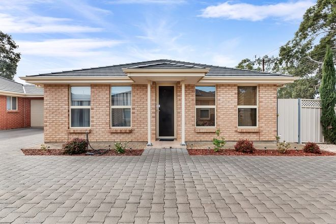 Picture of 1/181-183 Martins Road, PARAFIELD GARDENS SA 5107