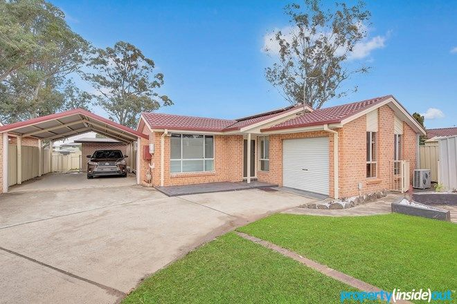 Picture of 32 Azzopardi Avenue, GLENDENNING NSW 2761