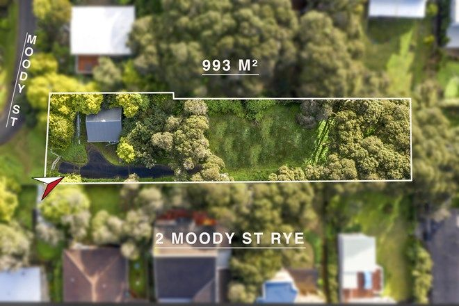 Picture of 2 Moody Street, RYE VIC 3941