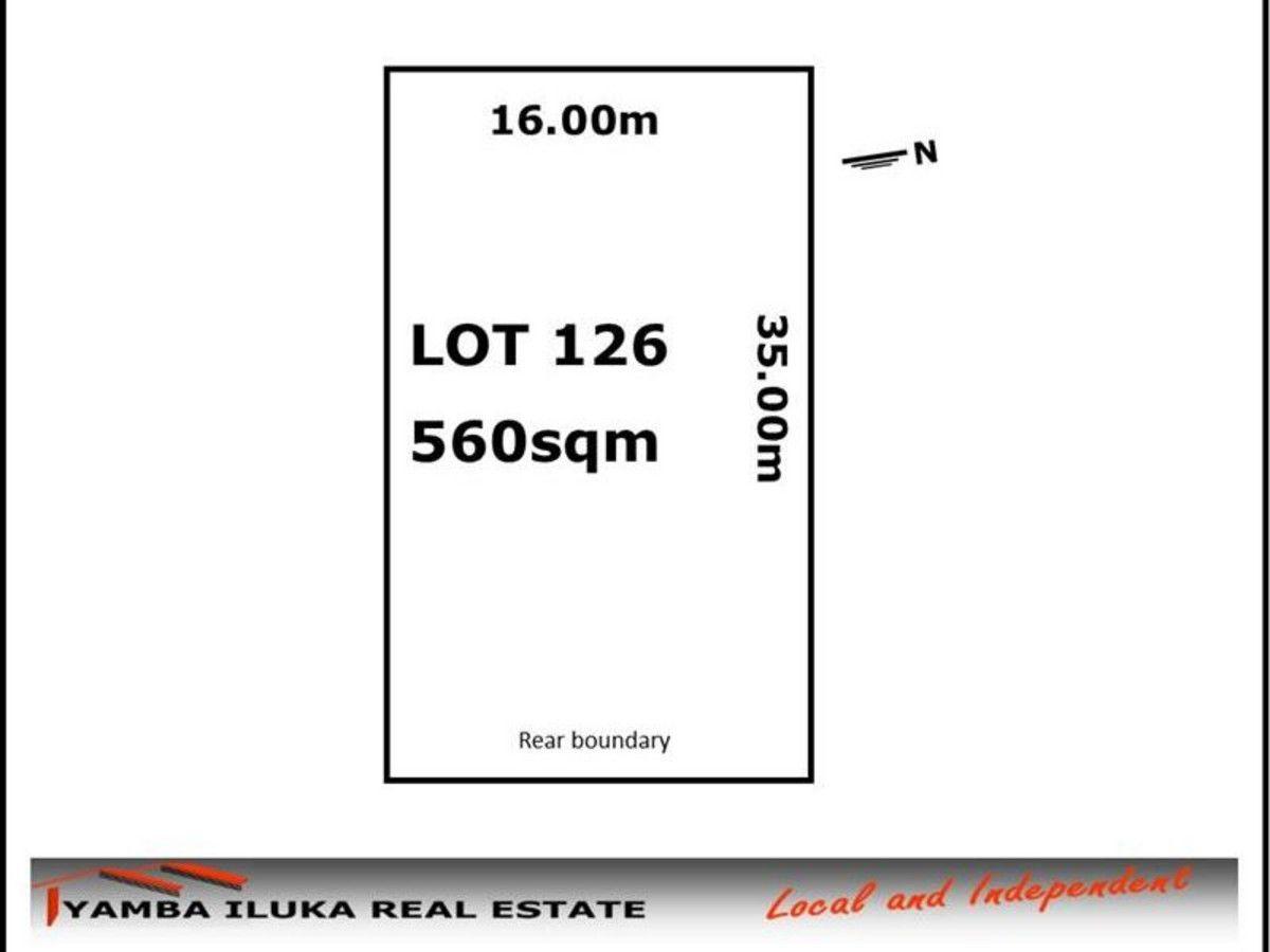 Lot 126 -22 Carrs Drive, Yamba NSW 2464, Image 1