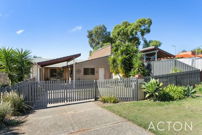 Picture of 22E Erpingham Road, HAMILTON HILL WA 6163