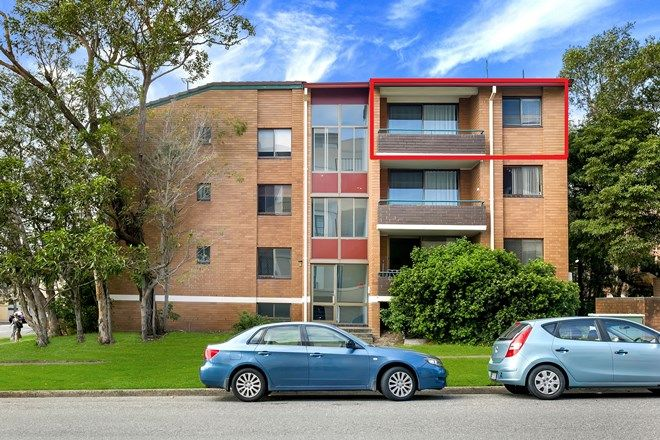Picture of 15/199 Darby Street, COOKS HILL NSW 2300