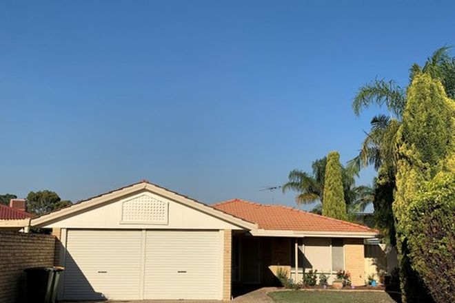 Picture of 12 Cameron Court, WILLETTON WA 6155
