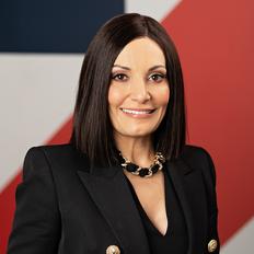 Marina Ormsby, Sales representative